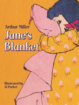 cover image of Jane's Blanket
