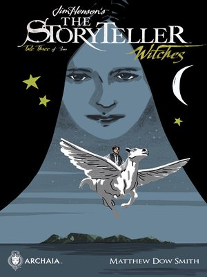 cover image of The Storyteller: Witches (2014), Issue 3