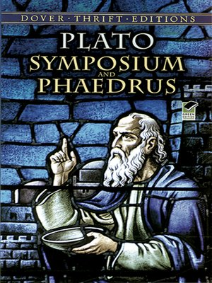 cover image of Symposium and Phaedrus