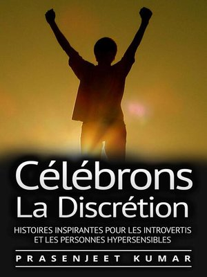 cover image of Célébrons La Discrétion