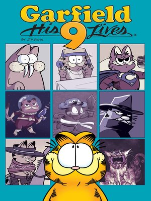 cover image of Garfield (2012), Volume 9