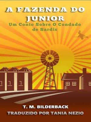 cover image of A Fazenda Do Junior
