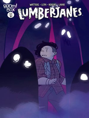cover image of Lumberjanes (2014), Issue 61