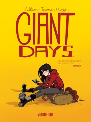 cover image of Giant Days (2015), Volume 1