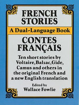 cover image of French Stories/Contes Francais
