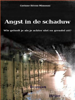 cover image of Angst in de schaduw