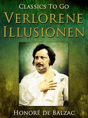 cover image of Verlorene Illusionen