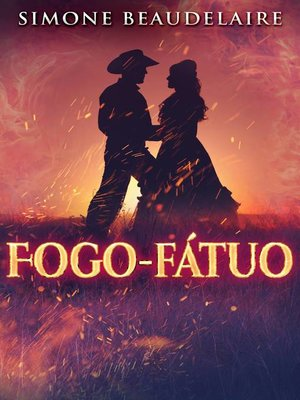 cover image of Fogo-fátuo