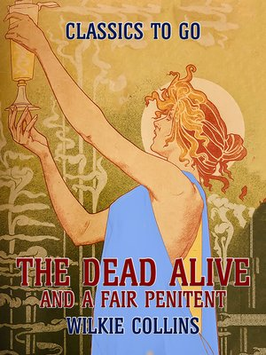 cover image of The Dead Alive and a Fair Penitent