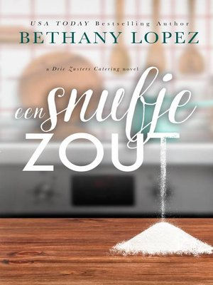 cover image of Een snufje zout