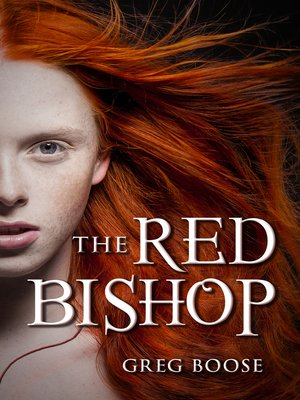 cover image of The Red Bishop