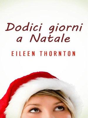 cover image of Dodici giorni a Natale