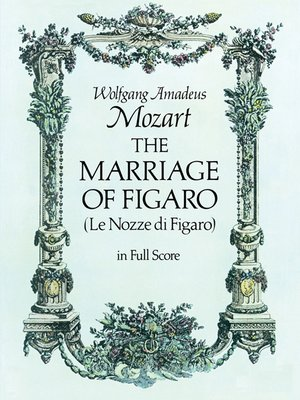 cover image of The Marriage of Figaro