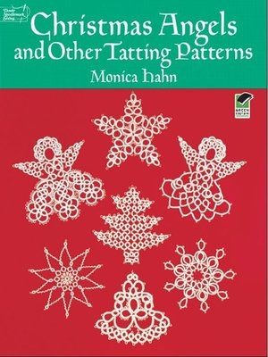 cover image of Christmas Angels and Other Tatting Patterns