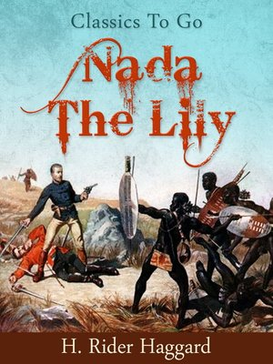 cover image of Nada the Lily