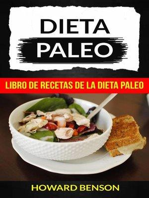 cover image of Dieta Paleo