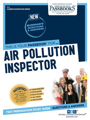 cover image of Air Pollution Inspector