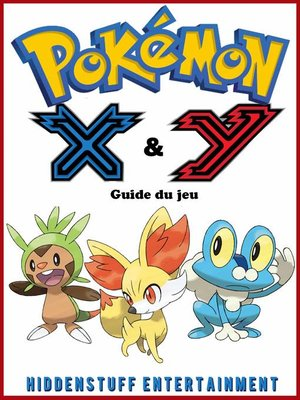 cover image of Pokémon X & Y