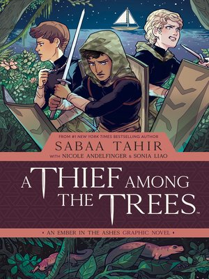 cover image of A Thief Among the Trees