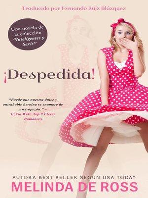 cover image of ¡Despedida!