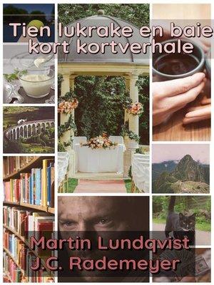 cover image of Tien lukrake en baie kort kortverhale