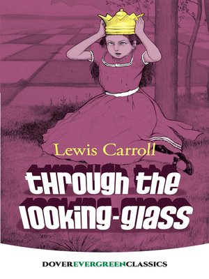 cover image of Through the Looking-Glass