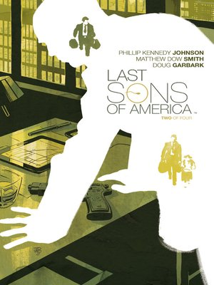 cover image of Last Sons of America #2