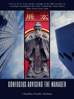 cover image of Confucius Advising the Manager
