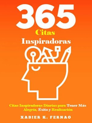cover image of 365 Citas Inspiradoras