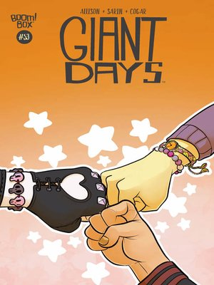 cover image of Giant Days (2015), Issue 53