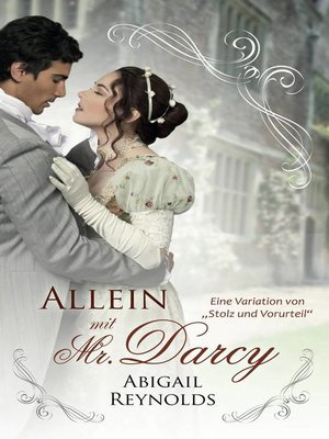 cover image of Allein mit Mr. Darcy
