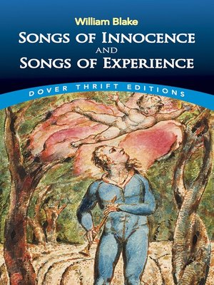 cover image of Songs of Innocence and Songs of Experience