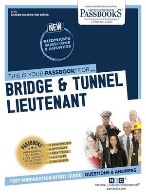 cover image of Bridge & Tunnel Lieutenant