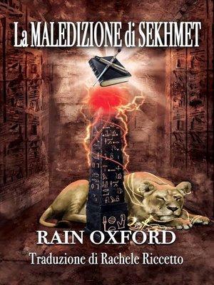 cover image of La Maledizione di Sekhmet