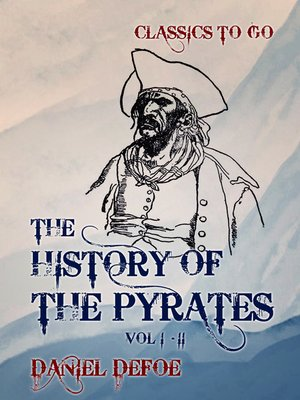 cover image of The History of the Pyrates, Volume 1-2