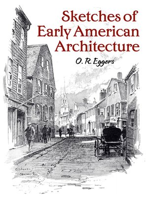 cover image of Sketches of Early American Architecture