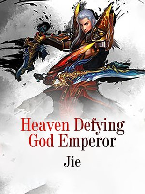 cover image of Heaven Defying God Emperor