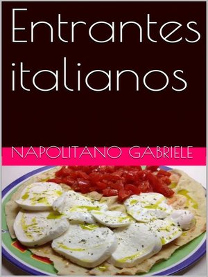 cover image of Entrantes Italianos