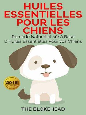 cover image of Huiles essentielles pour les chiens
