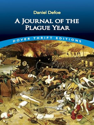 cover image of A Journal of the Plague Year