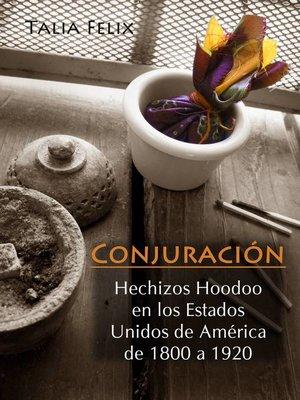 cover image of Conjuración