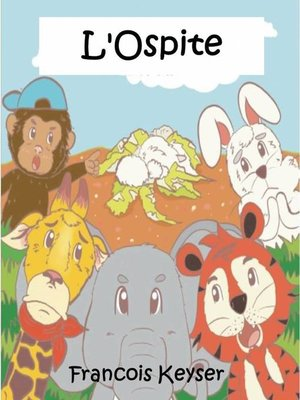 cover image of L'Ospite