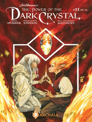 cover image of The Power of the Dark Crystal (2017), Issue 11