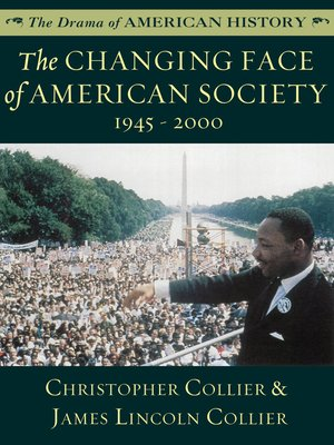 cover image of The Changing Face of American Society