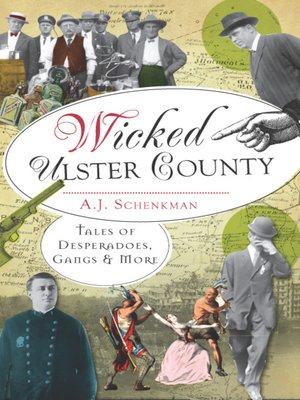 cover image of Wicked Ulster County