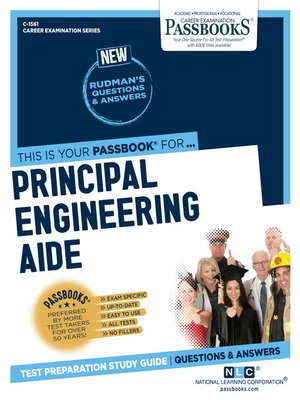 cover image of Principal Engineering Aide