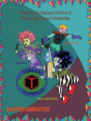 cover image of Deuses do Espaço Divino II