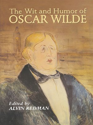 cover image of The Wit and Humor of Oscar Wilde