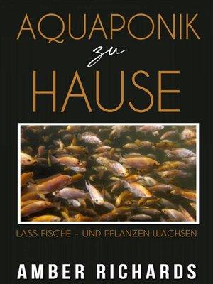 cover image of Aquaponik zu Hause