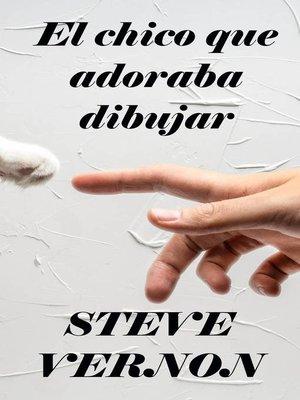 cover image of El chico que adoraba dibujar gatos